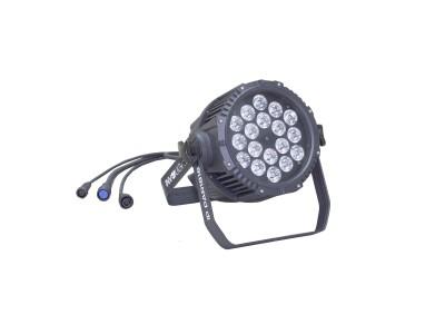 Всепогодный светодиодный прожектор Involight IPPAR1818 -  18 RGBWA 5в1 LED