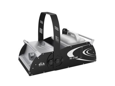 Генератор дыма MLB MOV-1500 с возможностью изменения угла направления дыма по DMX (180градусов),стоимость с жидкостью