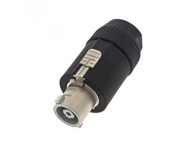 Neutrik NAC3FC-HC кабельный разъем PowerCon, штекер, 32A/250В, на кабель диаметром 8-20мм