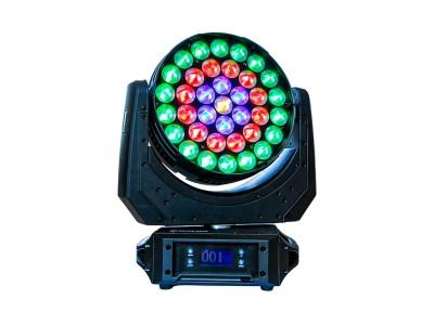 Прожектор с полным вращением SILVER STAR SS644XCE MK3 CYAN12000XE MK3 WASH