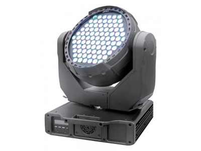 Прожектор с полным вращением Moving Head SILVER STAR  WASH -YG-LED 619 XWA MX PRIME WASH