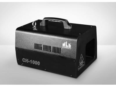 MLB CH-1000 Compact Hazer machine.  Хейзер DMX 512, стоимость с жидкостью