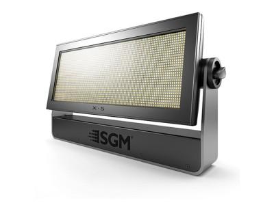 Световой эффект стробоскоп Strobe SGM X5 (Италия)