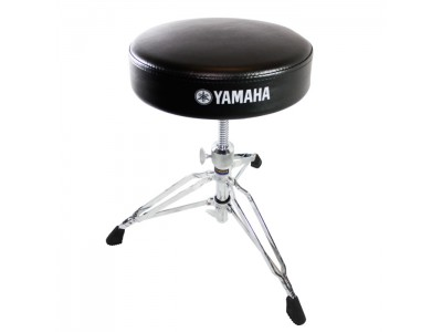 YAMAHA DS840 стул для барабанщика, три двойные ножки, круглое седло.