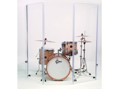 Звукоизоляционный экран для ударной установки Blast - Drum Shield  5x2000