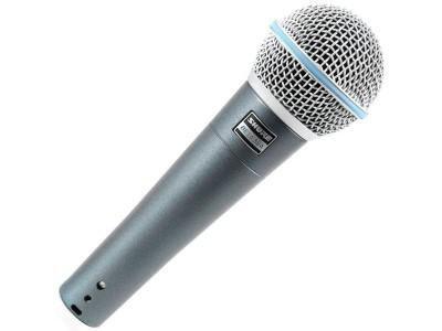SHURE BETA 58 A динамический суперкардиоидный вокальный микрофон