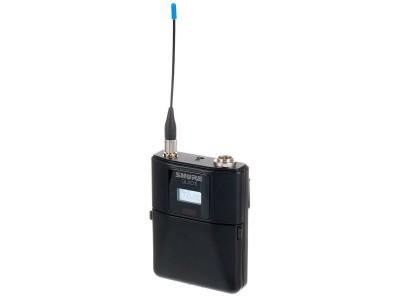SHURE QLXD1 P51 портативный поясной передатчик QLXD диапазон 710-782 mhz