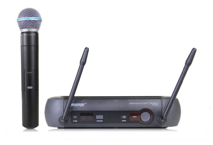 Радиомикрофон PGX24/BETA58
