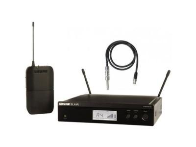 SHURE BLX14RE K3E радиосистема с поясным передатчиком BLX1