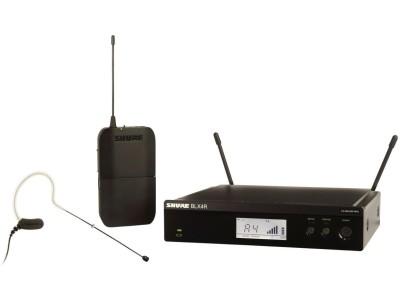 SHURE BLX14RE/MX53 K3E радиосистема головная с микрофоном MX153