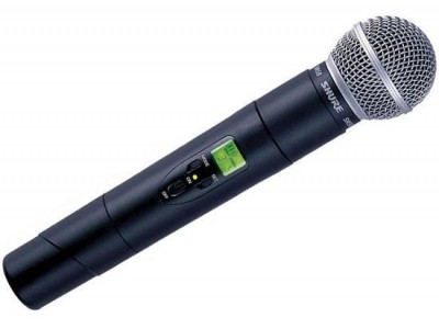 Радиомикрофон SHURE PGX SM 58