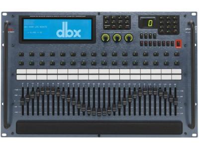 Процессор DBX Drive Rack 480U  Цифровой процессор, 4 входов, 8-выходов.
