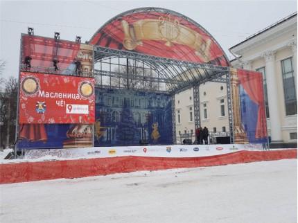 Масленица 2018, Киров