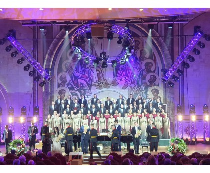 Благотворительный концерт памяти Протоиерея А.Агейкина. Храм Христа Спасителя. 08.06.2021