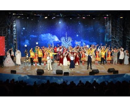 Рождественская Губернаторская елка 2020г. в ДПМО, г. Красногорск, 10.01.2020г.