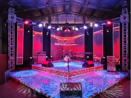 Студия OLDI Music Group