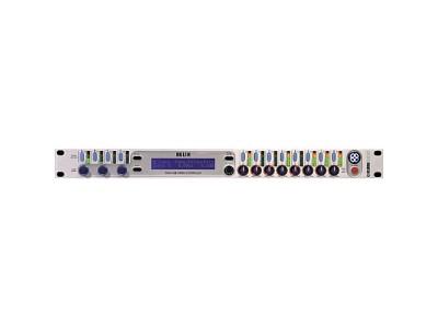 Процессор Klark Tehnic DN9848  Цифровой процессор, 4 входов, 8-выходов.