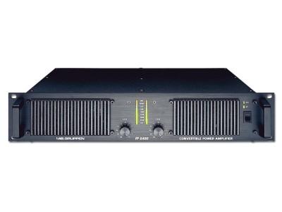 Lab Gruppen FP 6400 : 2x1300Вт (8Ом),2x2300Вт (4Ома), 2x3200Вт (2Ома). для XT Sub