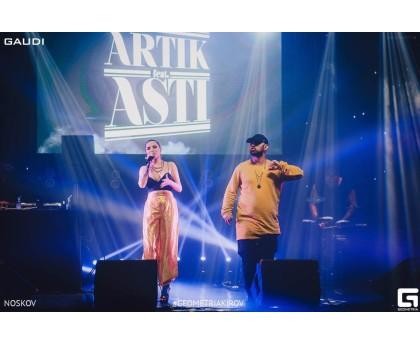 """Концерт группы """"Artik & Asti"""". Киров. 01.12.2017"""