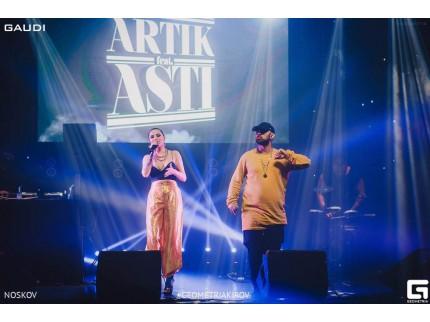 """01.12.2017 Киров, концерт группы """"Artik & Asti"""""""