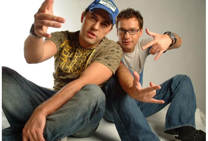 DJ Венгеров и DJ Федоров