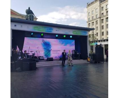 Дни Северного Кавказа в Москве, Тверская площадь. 22 и 23 сентября 2018г.