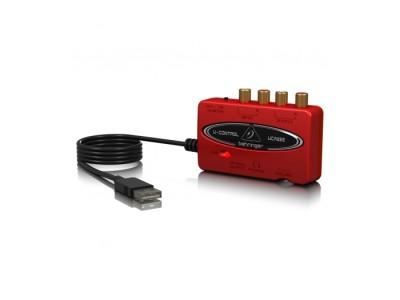 Аудиоинтерфейс Behringer UCA222