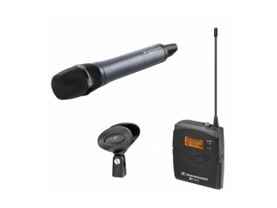 Радиосистема Sennheiser EW 135P-G3-B-X
