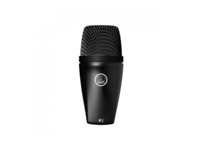 Микрофон динамический AKG P2
