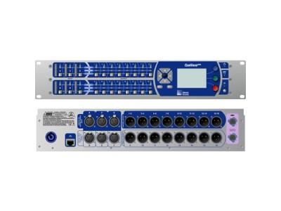 Процессор MEYER SOUND Galileo 616 Processor. Цифровой процессор, 6 входов, 16-выходов.