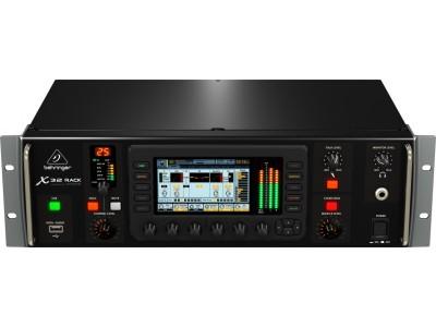 Цифровой микшерный пульт Behringer X32 DIGITAL RACK MIXER X32 RACK