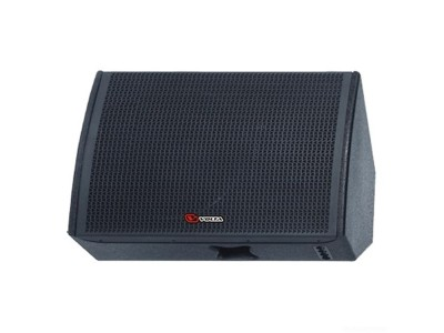 VOLTA M-12MA Активная акустическая широкополосная система - сценический монитор. Мощность (RMS) 350 Вт. Вес:26,6кг., Цвет черный.